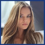 VSモデル、ケイト・グリゴリエヴァ結婚!ロシア人で英語が苦手?