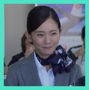 中村ゆり 制服 かわいい スカーフ