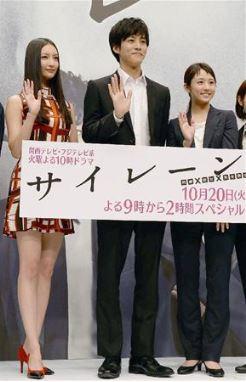 好感度抜群のイケメン俳優・松坂桃李さんの身長っていくつなの ...