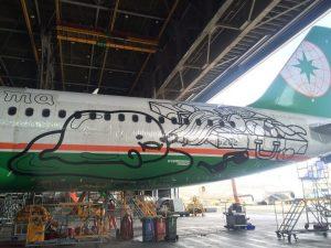 ぐでたま, 飛行機