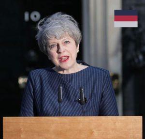 メイ首相, テリーザ・メイ