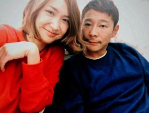 前澤社長の彼女として、最近まで知られていたのは紗栄子さんですね。